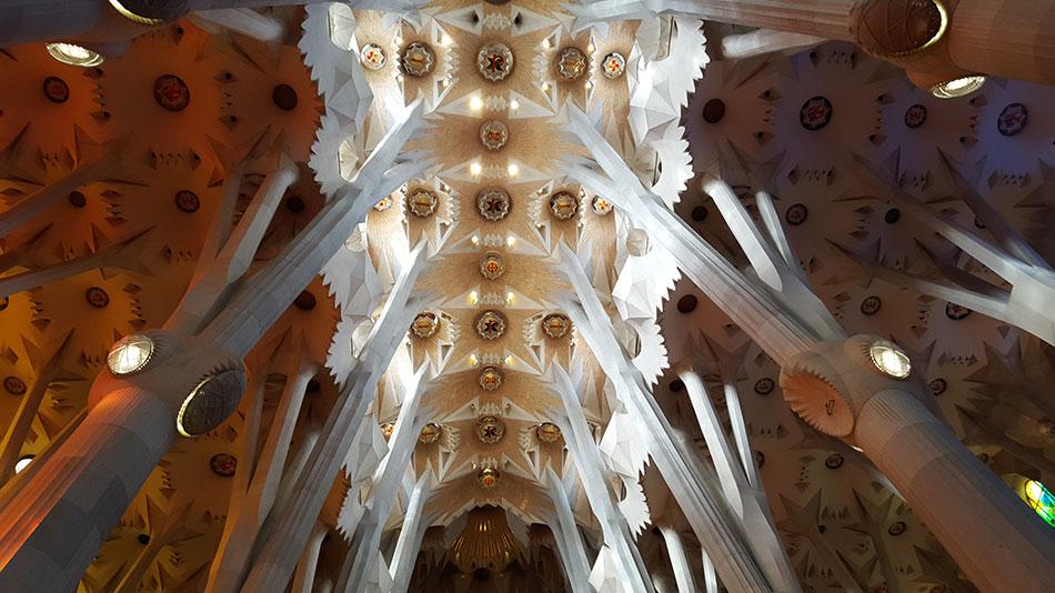 Экскурсия по Барселоне Гауди (фото 24)