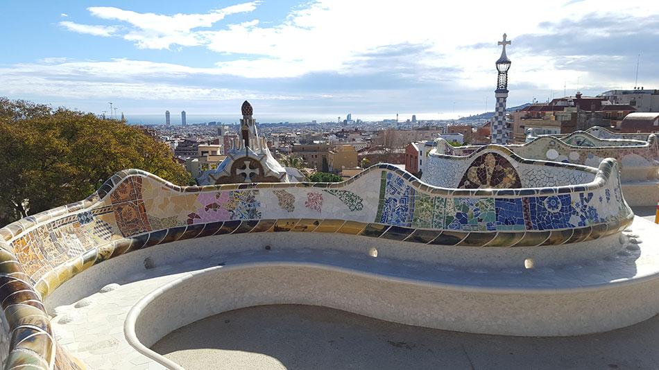Экскурсия по Барселоне Гауди (фото 21)