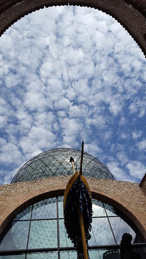 Экскурсия в музей Сальвадора Дали (фото 7)