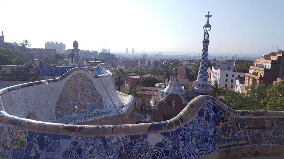 Экскурсия по Барселоне Гауди (фото 13)