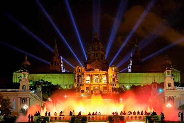 Блистательный вечер в Барселоне (фото 2)