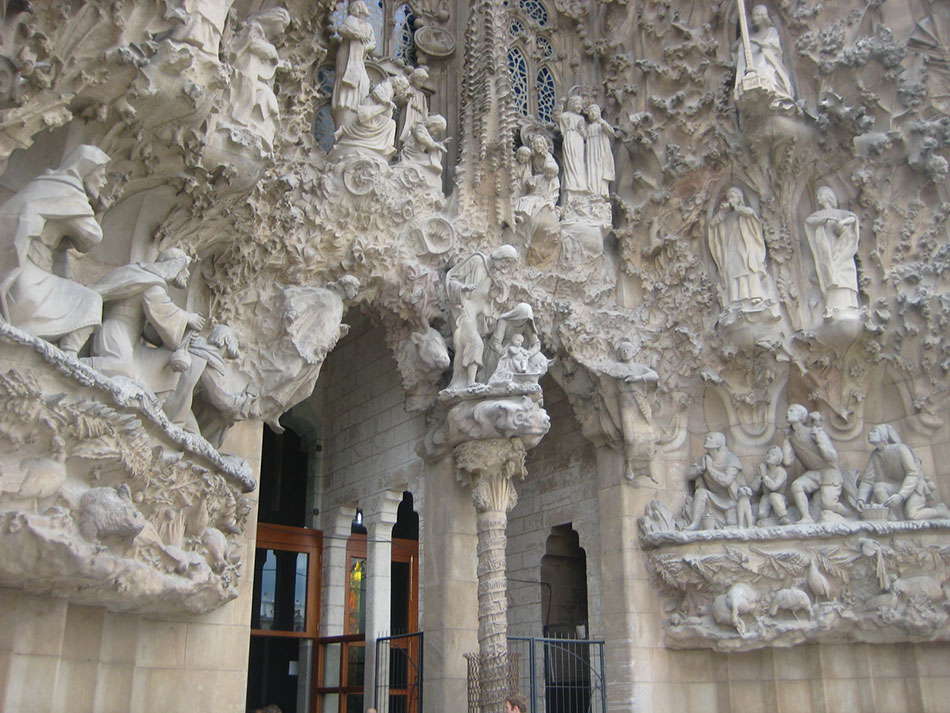 Экскурсия по Барселоне Гауди (фото 5)