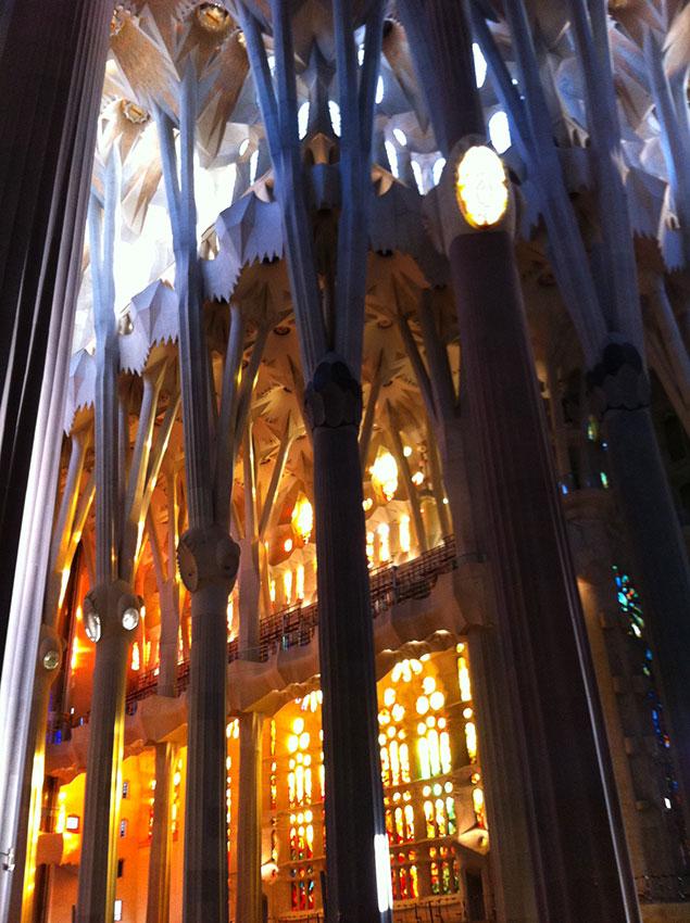 Экскурсия по Барселоне Гауди (фото 4)