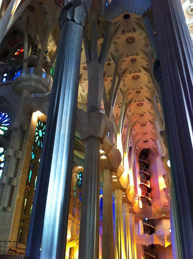 Экскурсия по Барселоне Гауди (фото 3)