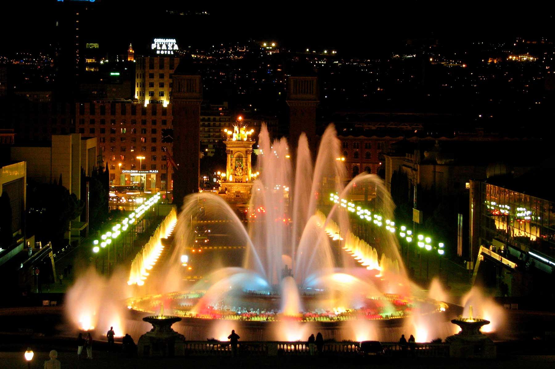 Блистательный вечер в Барселоне (првью)