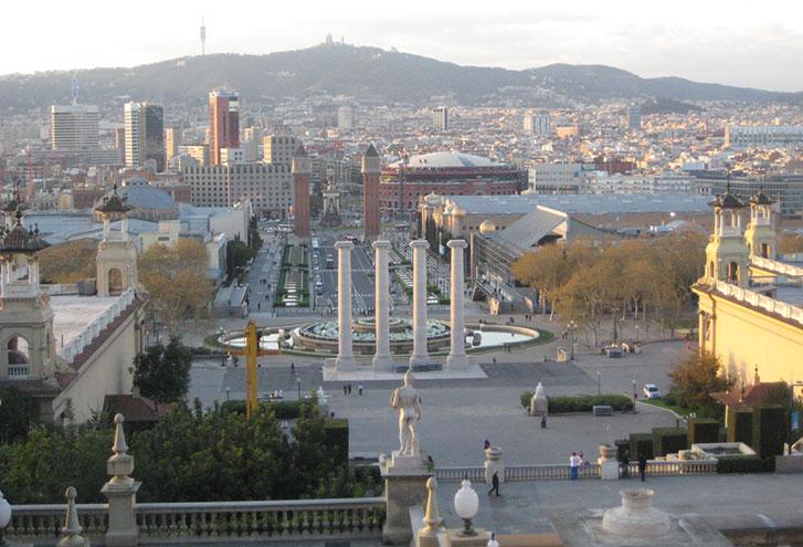 Экскурсии по Барселоне. Фото города