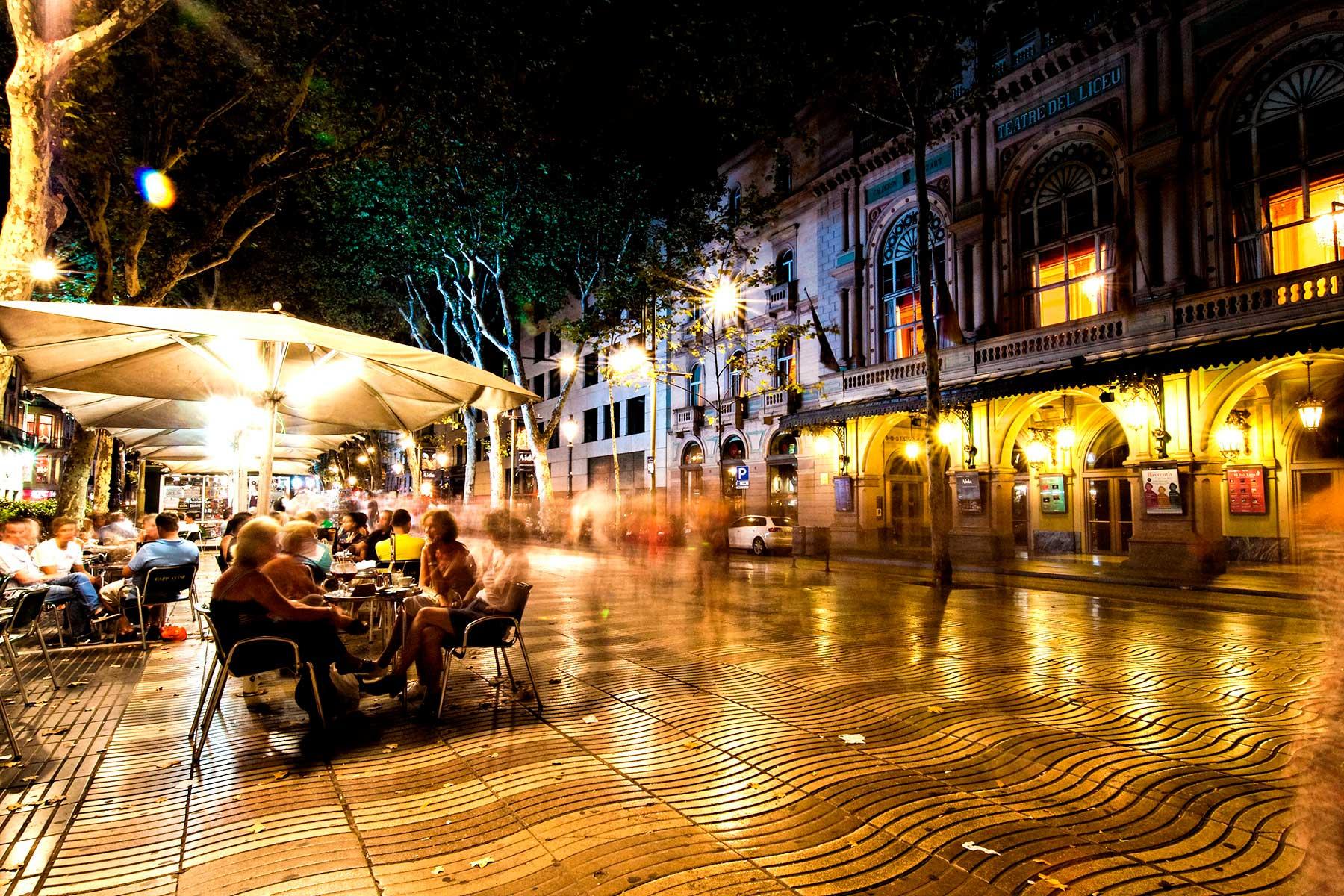Экскурсия по Готическому кварталу Барселоны и бульвар Рамблас (превью)