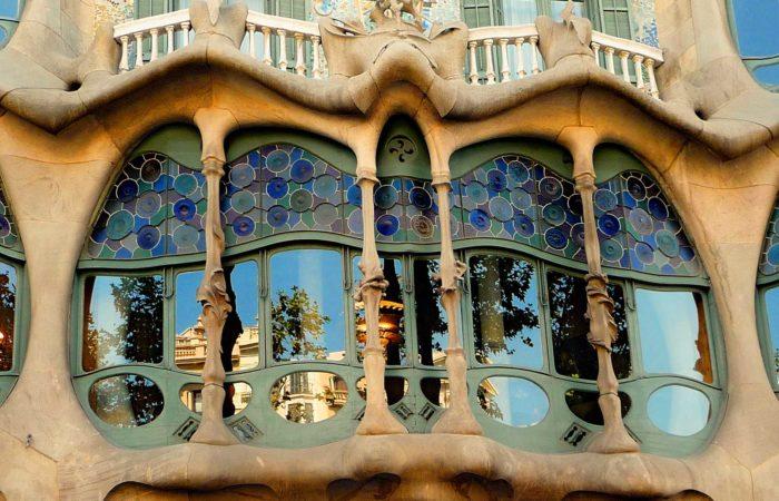 Экскурсия по Барселоне Гауди (превью)