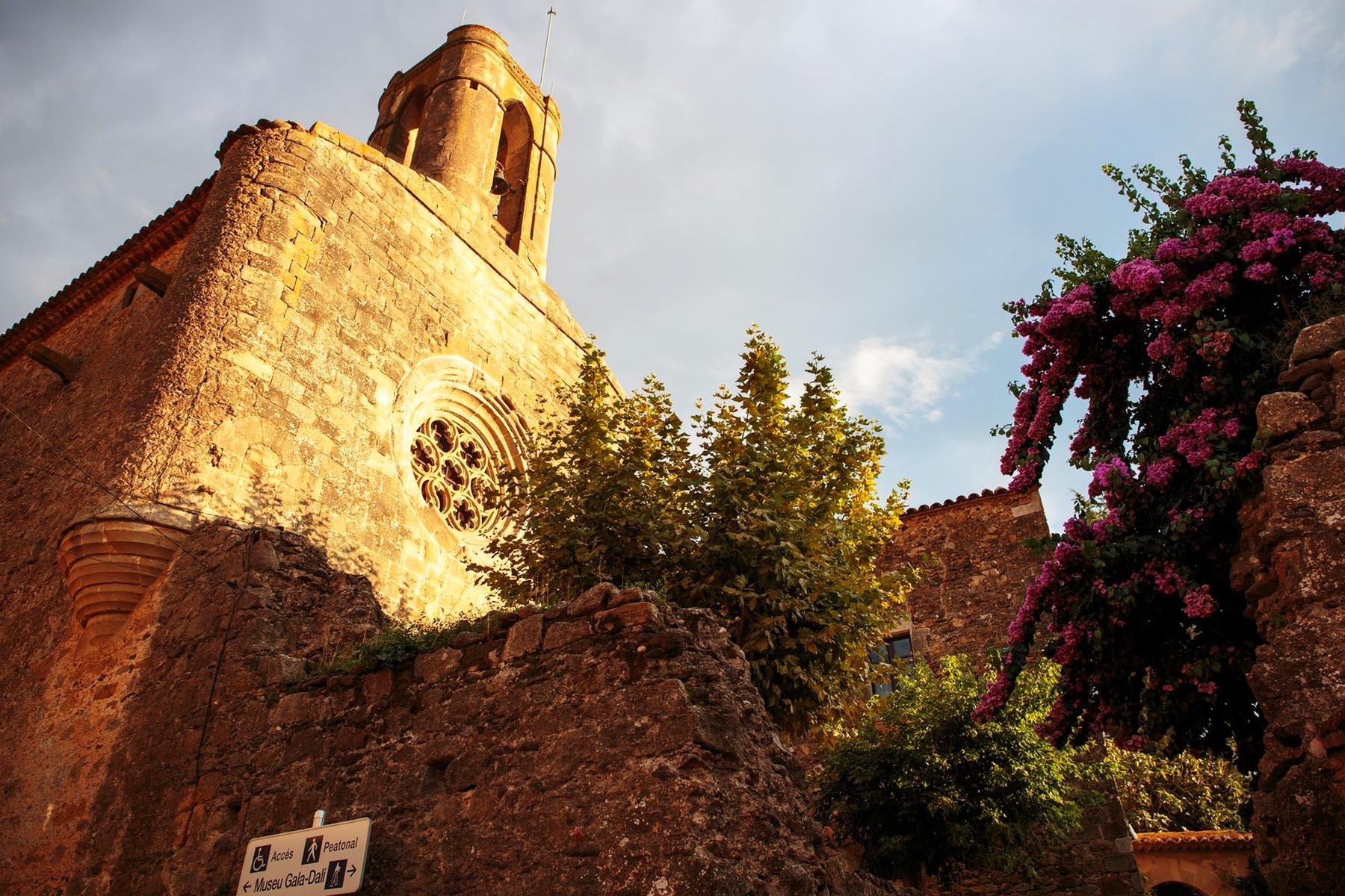 Экскурсия в музей Дали и замок Пуболь (превью)