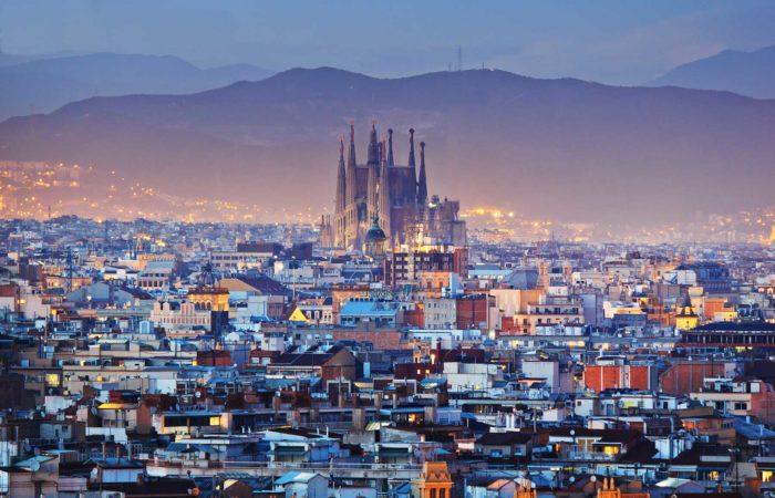 Обзорная экскурсия по Барселоне (превью)