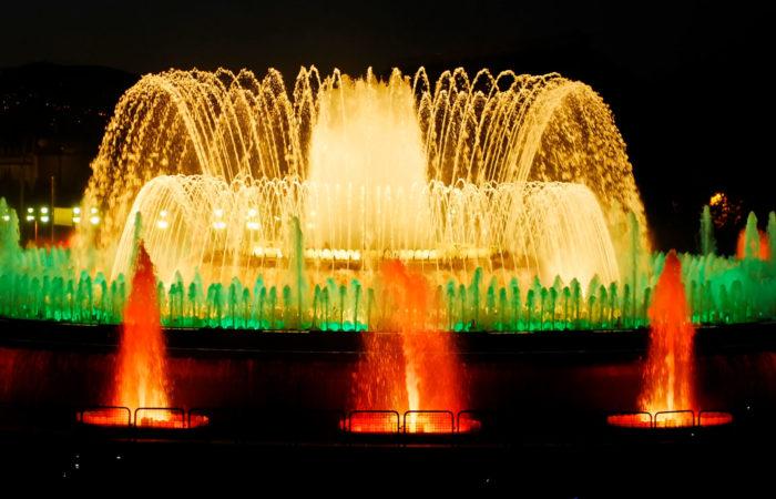 Экскурсия по Барселоне и Волшебный фонтан (превью)