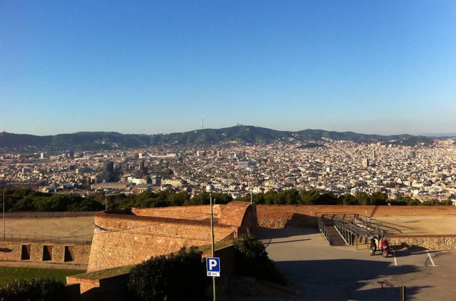 Экскурсовод (Каталония). Фото Барселоны