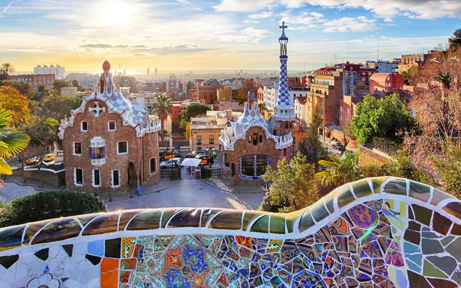 Отдых в Барселоне. Фото города