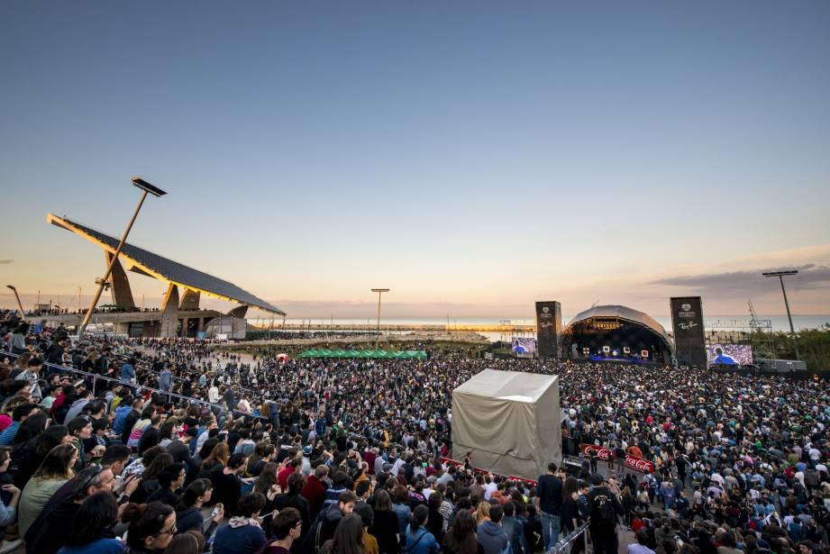 Фестивали в Барселоне. Примавера