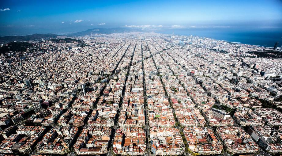Куда пойти в Барселоне. Фото города