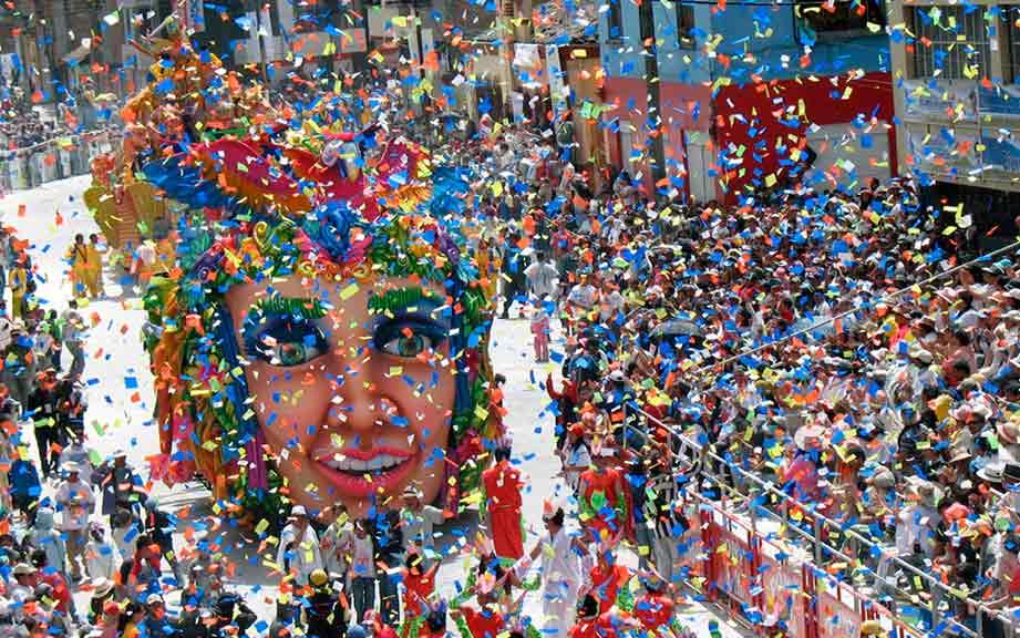 Фестивалі в Барселоні (фото)