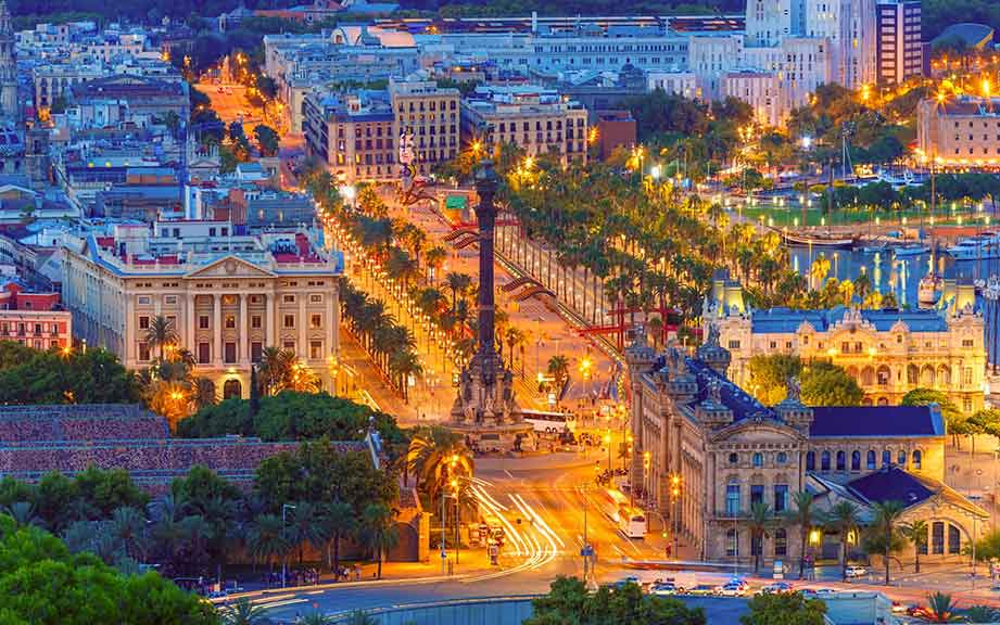 Туры по Барселоне (фото)