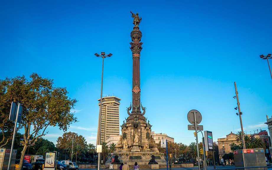 Памятники Барселоны (фото)
