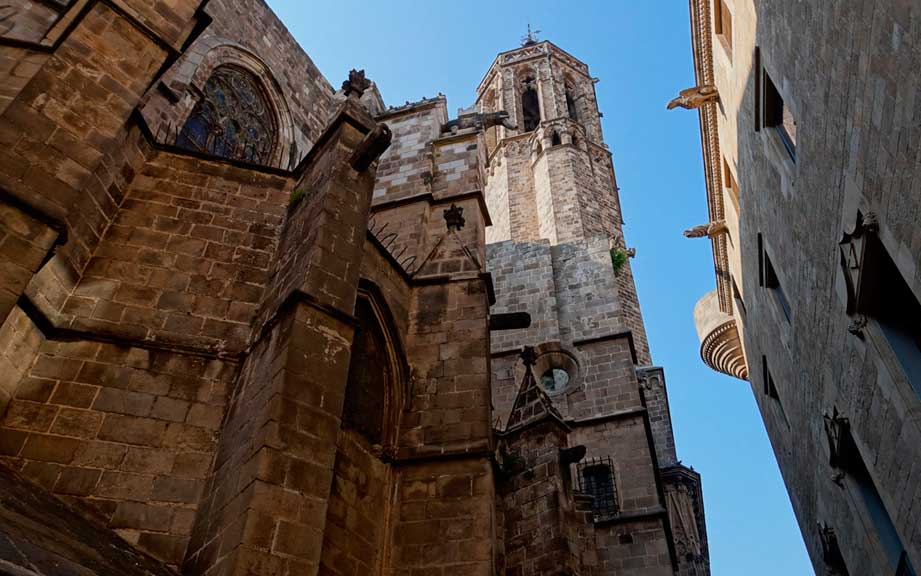 Достопримечательности Барселоны с гидом Олегом Дячком: Готический квартал