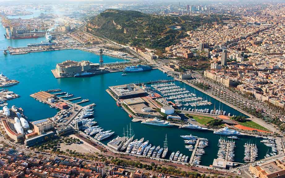 Достопримечательности Барселоны с гидом Олегом Дячком: Порт Велл или Старый порт