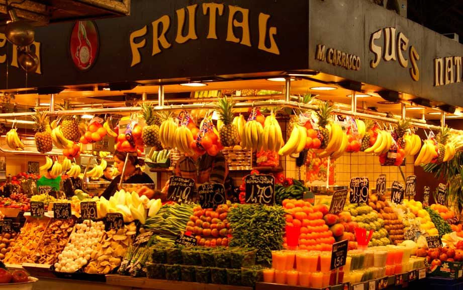 Достопримечательности Барселоны с гидом Олегом Дячком: Рынок Бокерия