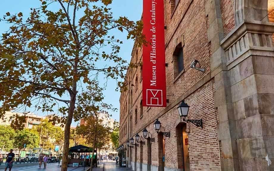Экскурсии по Барселоне и Каталонии с гидом Олегом Дячком: Музей истории Барселоны