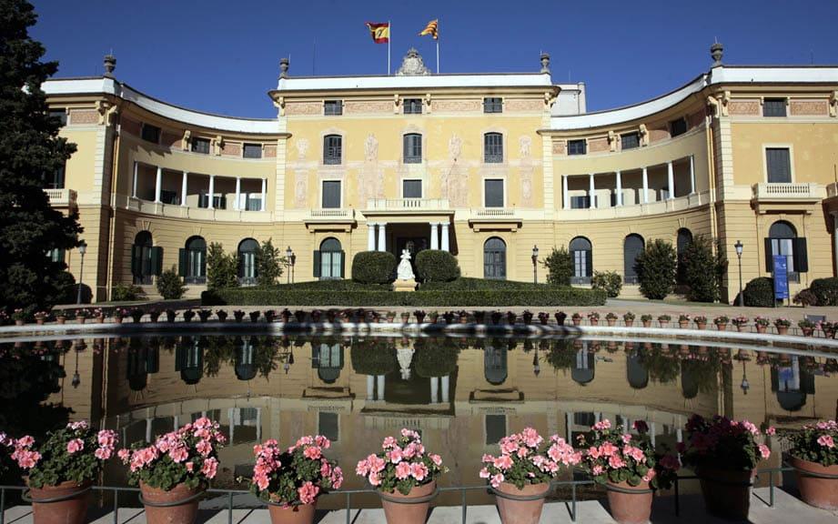 Экскурсии по Барселоне и Каталонии с гидом Олегом Дячком: Королевский дворец Педральбес (Palacio Real Pedralbes)