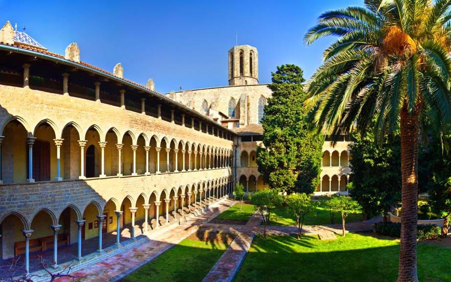 Экскурсии по Барселоне и Каталонии с гидом Олегом Дячком: Музей-монастырь Педральбес