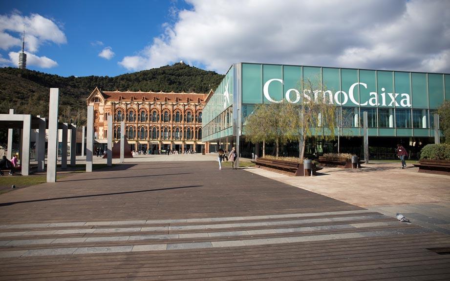 Экскурсии в музей науки CosmoCaixa в Барселоне (фото 1)